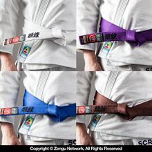 Scramble BJJ Belt